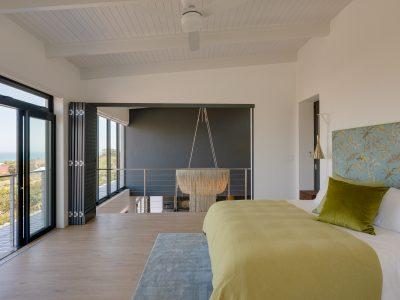 Bedroom 1 to open plan space